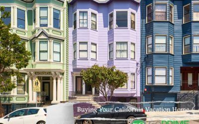 Buying Your California Vacation Home