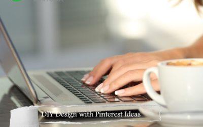 DIY Design with Pinterest Ideas