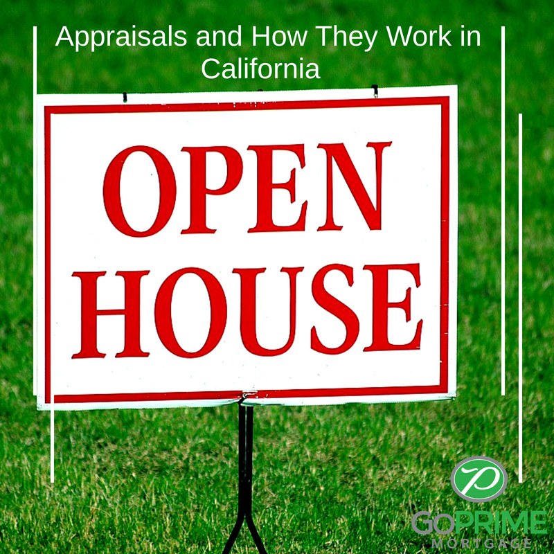 Appraisals and How They Work in California