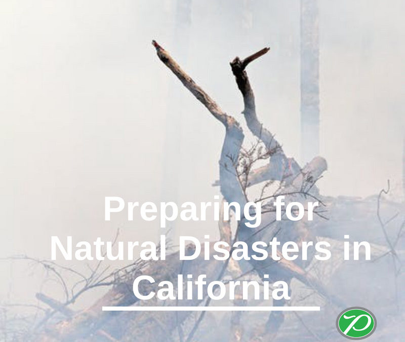 Preparing for Natural Disasters in California