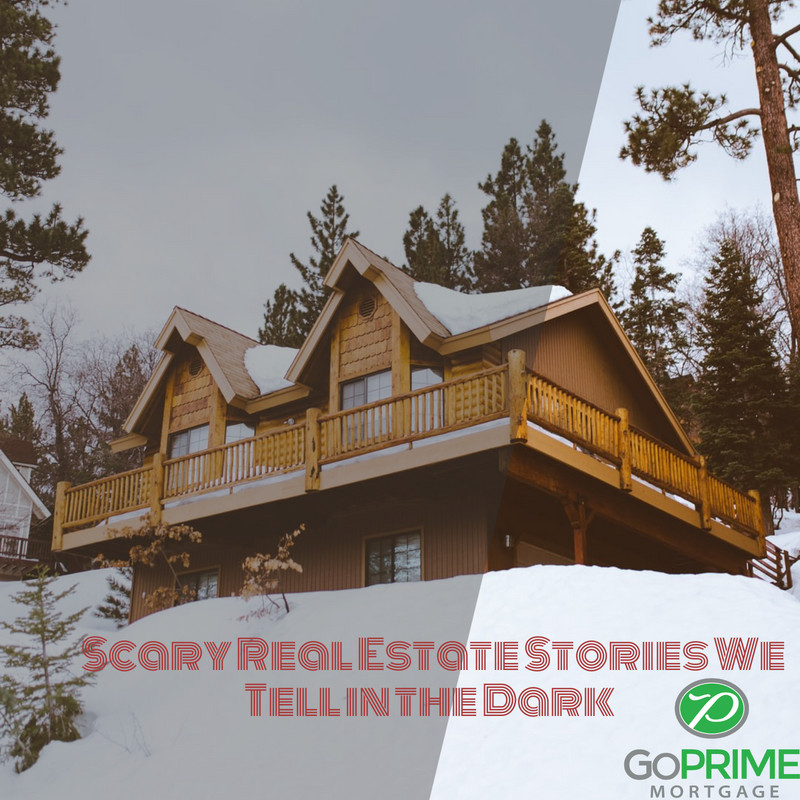 Home buying Scary Real Estate Stories We Tell in the Dark