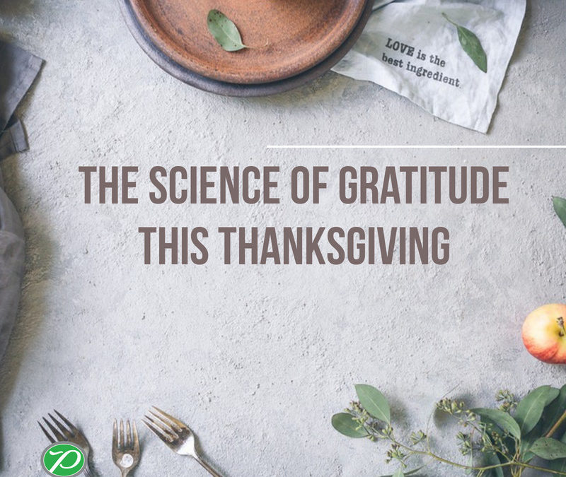 The Science of Gratitude This Thanksgiving
