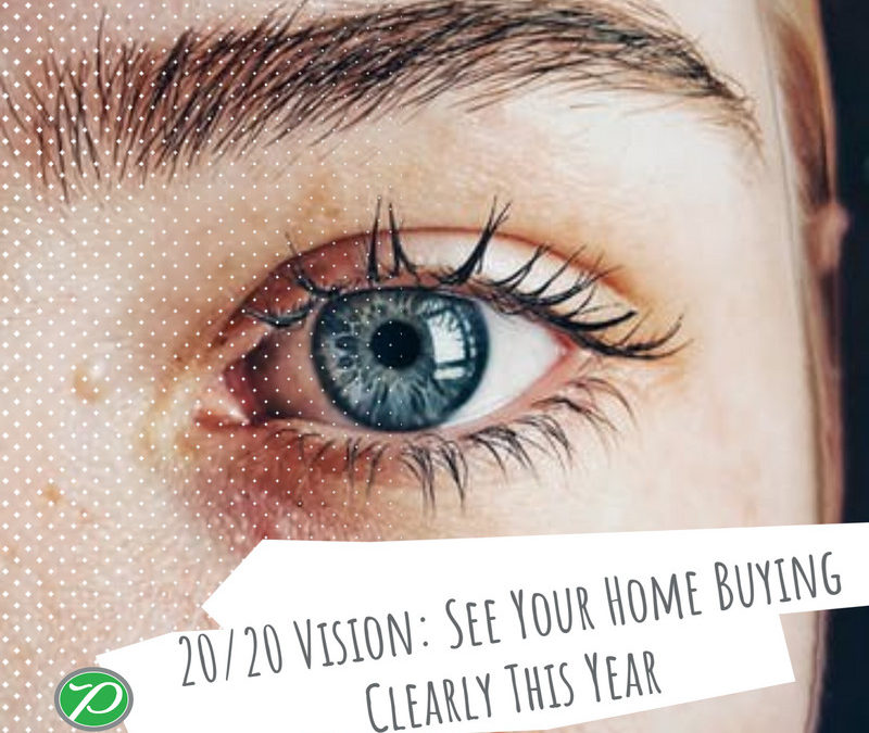 2020 Vision: See Your Home Buying Clearly This Year