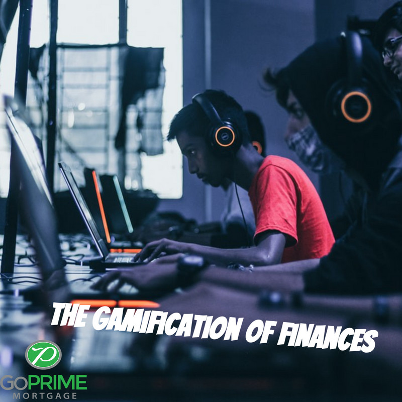 The Gamification of Finances
